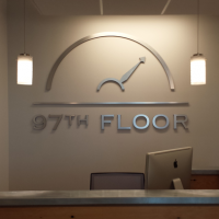 97th Floor - Sign