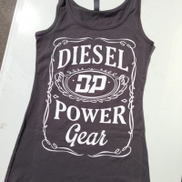 Black Tanks - Diesel Power Gear
