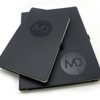 Debossed JournalBook | MoneyDeskTop