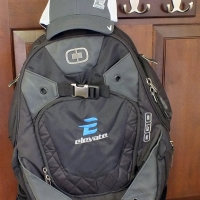 Embroidered Hat and Ogio Back Pack - Elevate
