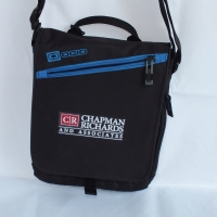 Tablet Messenger Bag - Chapman Richards and Associates
