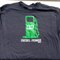 Custom Black Shirt - Diesel Power Gear