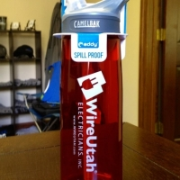Camelbak waterbottle - WireUtah
