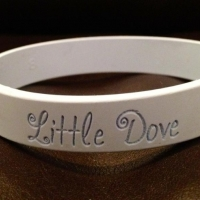 Wristband - Little Dove