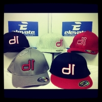 Puff Embroidery Hats - D1