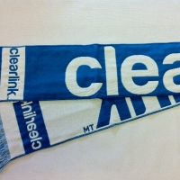 Soccer Scarf - ClearLink