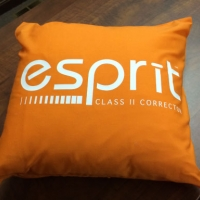Screen Printed Throw Pillow | Esprit
