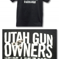 Screen Printed T-Shirt - Utah Gun Exchange