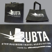 Screen Printed Tote Bag - UBTA