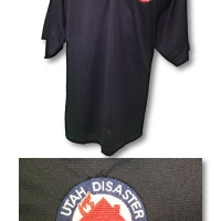 Embroidered Polo - Utah Disaster Restoration Services