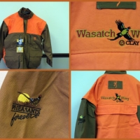 Jacket - Wasatch Wing and Clay