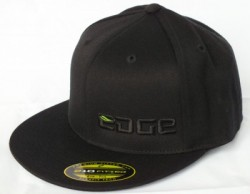 Edge Pest Control Black Hat, Puff Embroidery