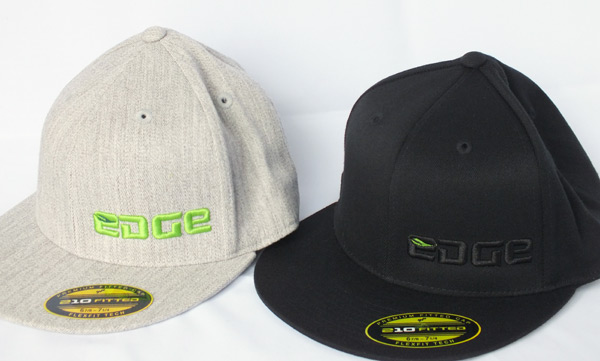 Edge Pest Control - Custom Puff Embroidery on Hats