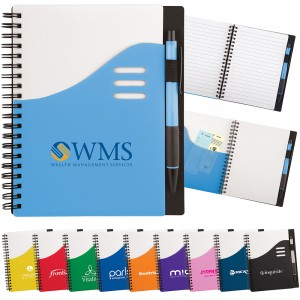 Promotional Office Notebook