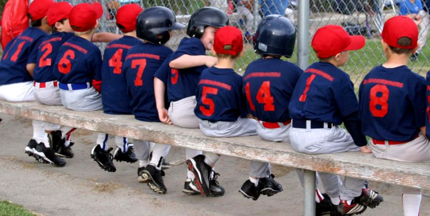 Little League Team